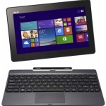 ASUS Transformer Book T100, an affordable hybrid