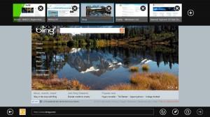 Internet Explorer 10 - Metro