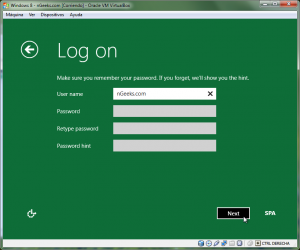 Windows 8 Preview - VirtualBox - 20