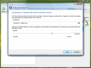 Windows 8 Preview - VirtualBox - 6