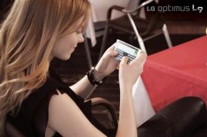 LG Optimus L9 - My Style Keypad