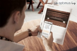 LG Optimus L9 - QTranslator