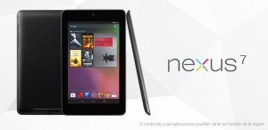 Nexus 7 - Google Play