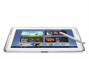 Samsung Galaxy Note 10.1 White S Pen