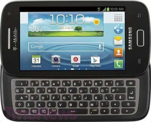 Samsung Galaxy S Relay 4G - Qwerty