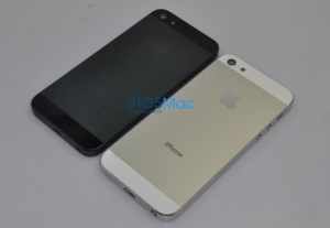 iPhone 5 - Negro y Blanco