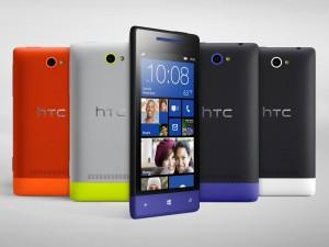 HTC 8S - Colores
