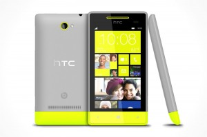 HTC 8S - High-Rise Gray