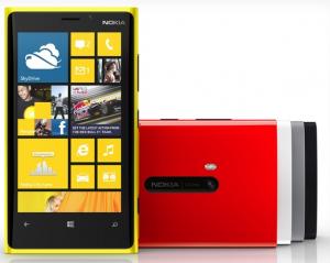 Nokia Lumia 920 - Colores
