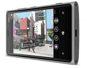 Nokia Lumia 920 - Mapas