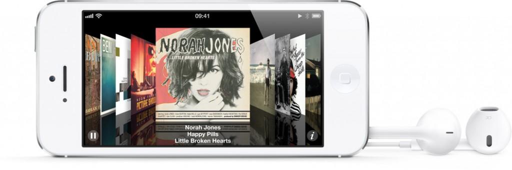 iPhone 5 - Audio