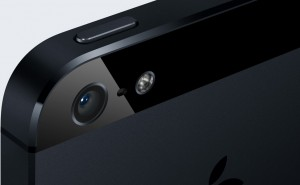 iPhone 5 - Cámara