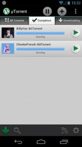 uTorrent para Android