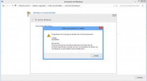 Activar Windows 8