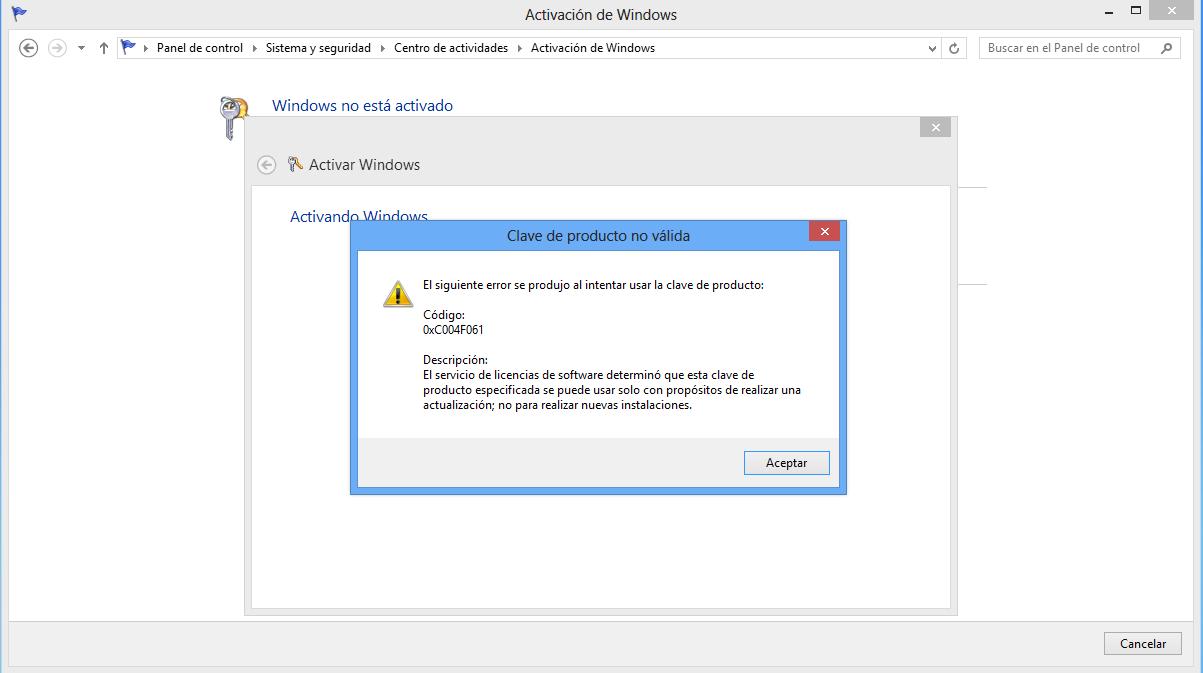 Como activar windows 8 todas las versiones full para siempre facil