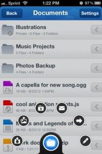 MediaFire iOS