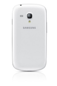Samsung GALAXY S III Mini - Back