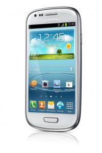 Samsung GALAXY S III Mini - Front