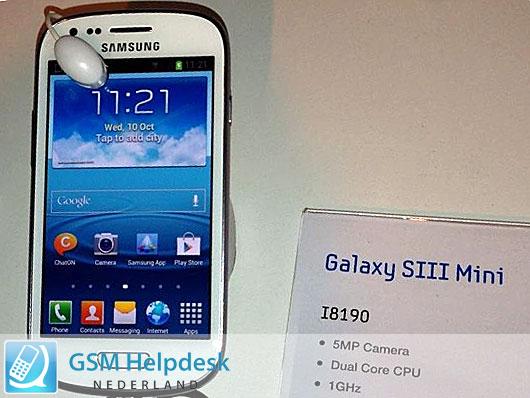 Samsung Galaxy S3 Mini - GSM Helpdesk