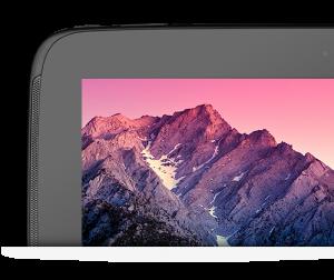 Nexus 10 - Pantalla y altavoces