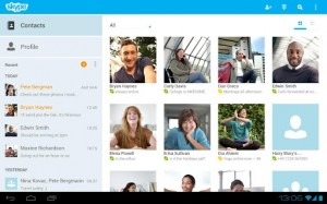 Skype 3.0 para Android