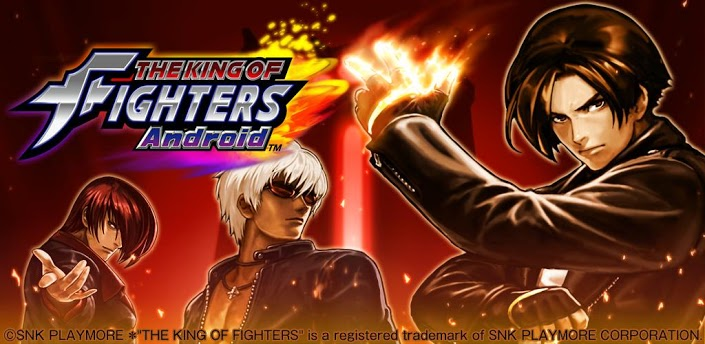 Juegos clásicos para Android: The King of Fighters