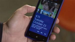 Windows Phone 8 - Pantalla de bloqueo