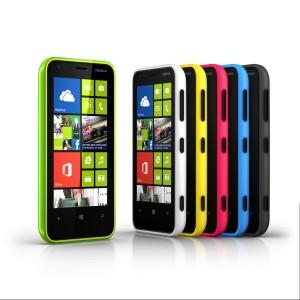 Nokia Lumia 620 - Carcasas