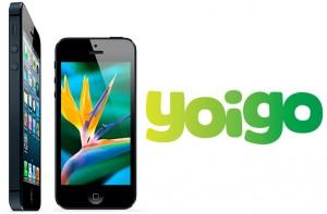 iPhone 5 - Yoigo