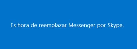 Messenger - Skype