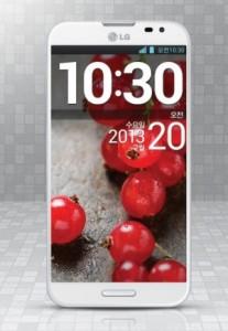 Presentado nuevo modelo LG Optimus G Pro