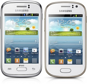 Samsung Galaxy Young-Fame
