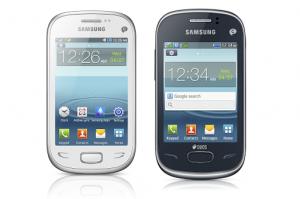 Nueva gama de teléfonos Samsung REX