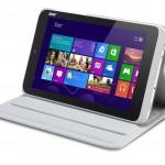 Acer Iconia W3 White case