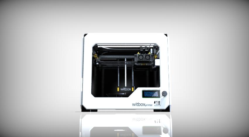 Marcha Technology Presenta Witbox Su Primera Impresora 3d
