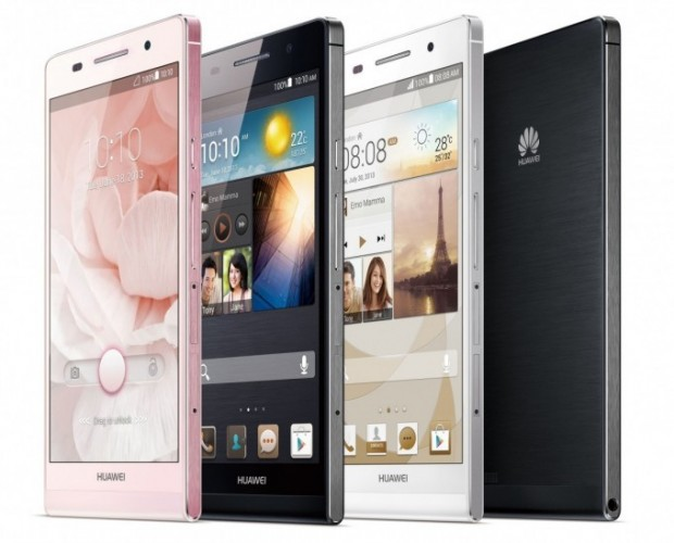 Huawei ascend-p6