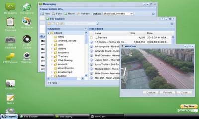 Remote Web Desktop