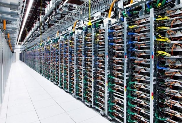 centro de datos Google