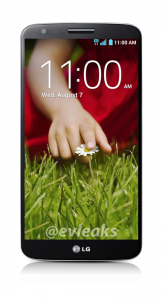 LG G2 Frontal