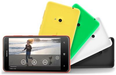 Nokia Lumia 625 Colores