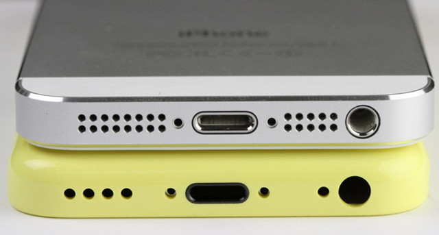 iPhone 5 Plástico