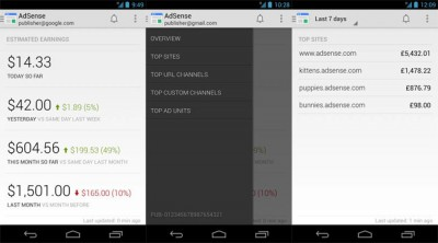 Google Adsense para Android