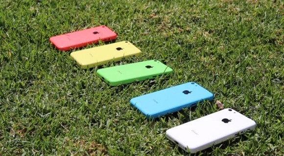iPhone 5C Colores