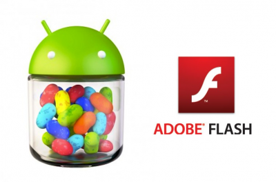Adobe Flash Player - Android 4.1, 4.2, 4.3 Jelly Bean