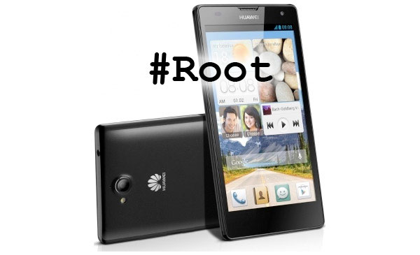 Huawei-Ascend-G740-Root