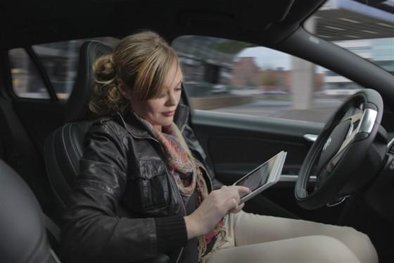Volvo Coches Autonomos