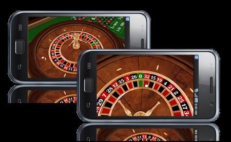 Casino en smartphones