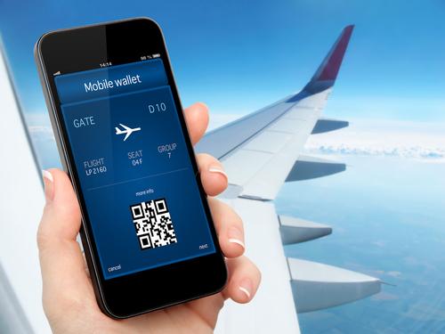 Uso de moviles en aviones