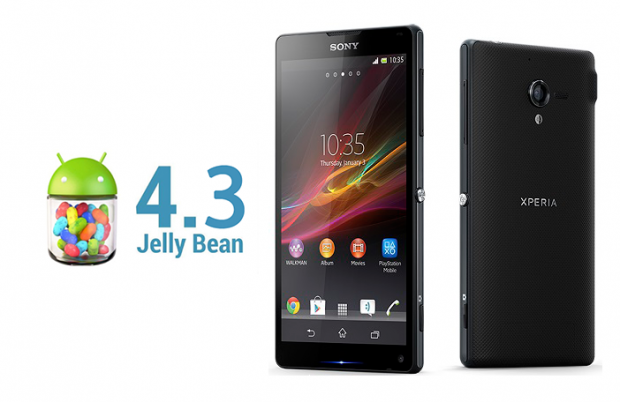 Sony Deploys 4.3 Jelly Bean for Xperia Xperia Z1 and Z Ultra