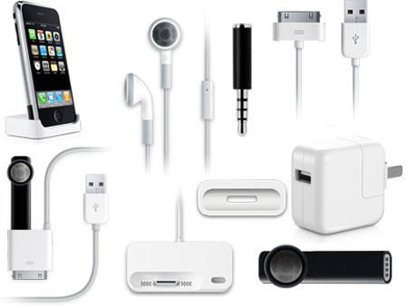 Accesorios iPhone iPad